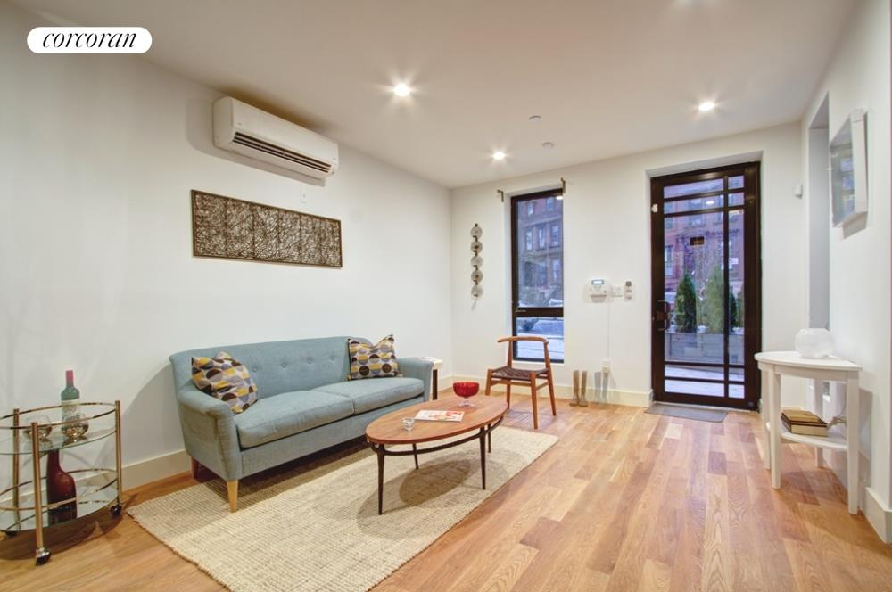 135 Lefferts Place, 1A, Living Room