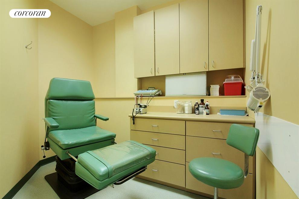 Exam Room, 405 West 23rd Street