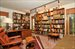 4 Winding Way, Third bedroom doubles as library