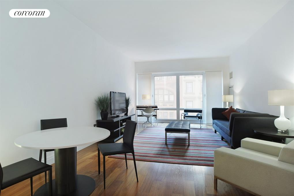 33 West 56th Street, 6C, Living Room