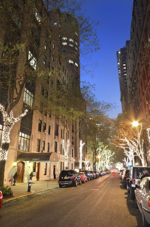 40 West 67th Street, 2B, Facing west 67th st