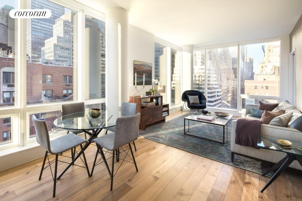 325 Lexington Avenue, 10B, Living Room