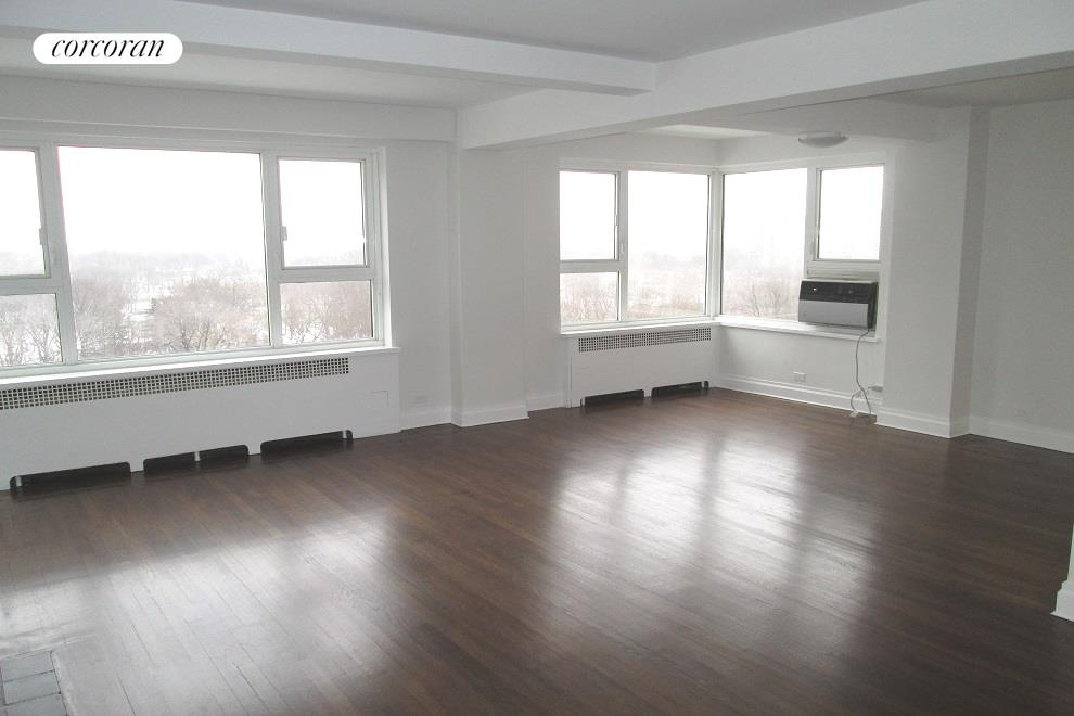 240 Central Park South, 12B, Living Room