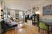 318 Knickerbocker Avenue, 2F, Living Room / Dining Room