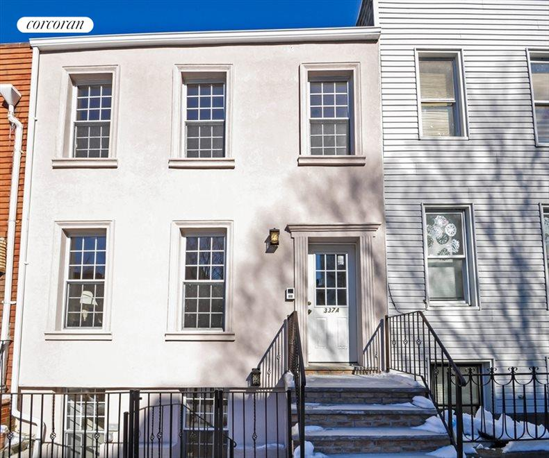 New York City Real Estate | View 337A 22ND ST | Front View
