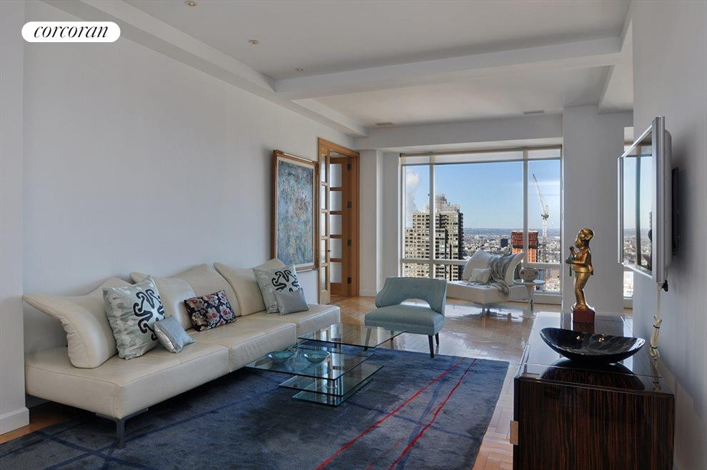 New York City Real Estate | View 1 Central Park West, #47D | 3 Beds, 3 Baths