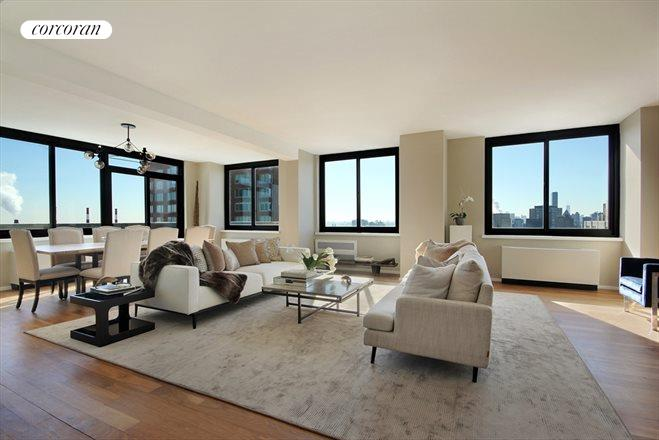 515 East 72nd Street, 40B, Living Room