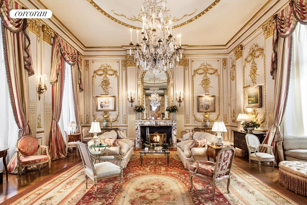 New York City Real Estate | View 1 East 62nd Street, #PH | 4 Beds, 4 Baths