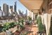 1 East 62nd Street, PH, Outdoor Space
