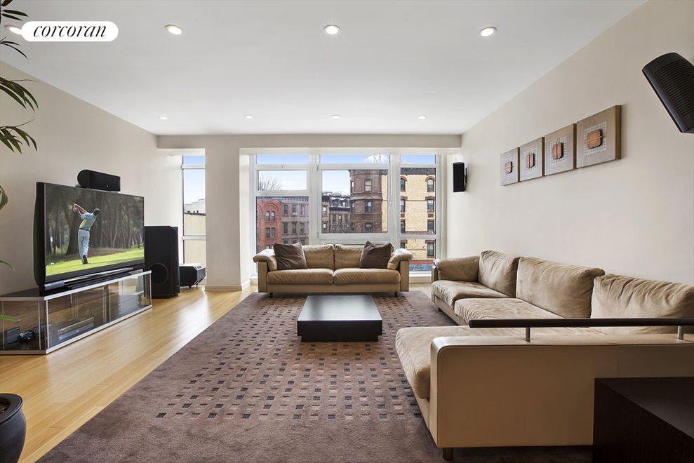 Living Room w/ Northeastern Exposure