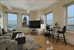 88 Greenwich Street, 3401, Living Room