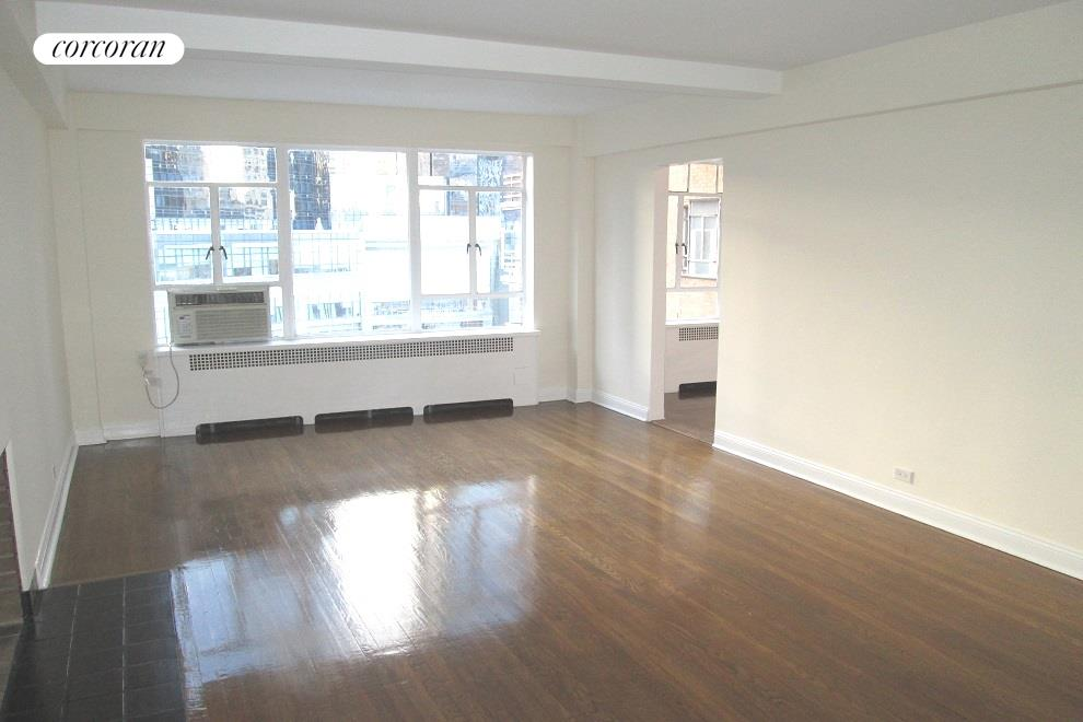 240 Central Park South, 15F, Living Room