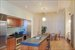 55 Berry Street, 3D, Kitchen / Dining Room