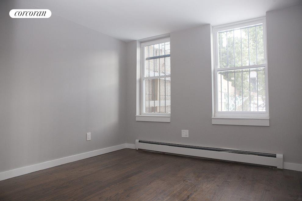 Lower Floor Bedroom Facing Garden