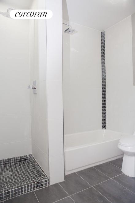 Upper Floor Bathroom with Separate Shower