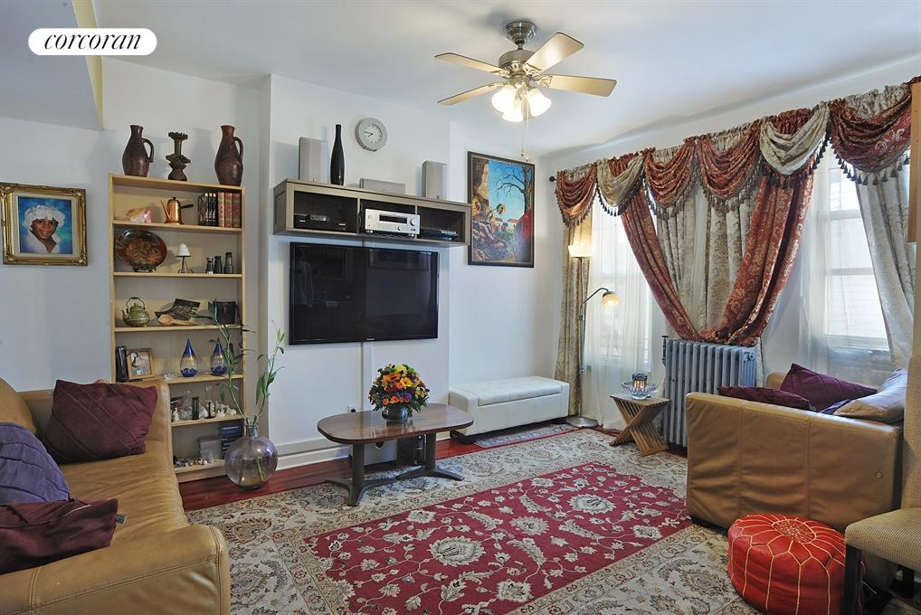 1234 Bushwick Avenue, Living Room