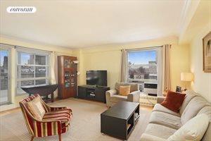 100 LA SALLE ST, Apt. 13G, Morningside Heights