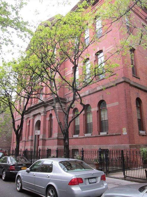 Historic 205 Warren Street Exterior