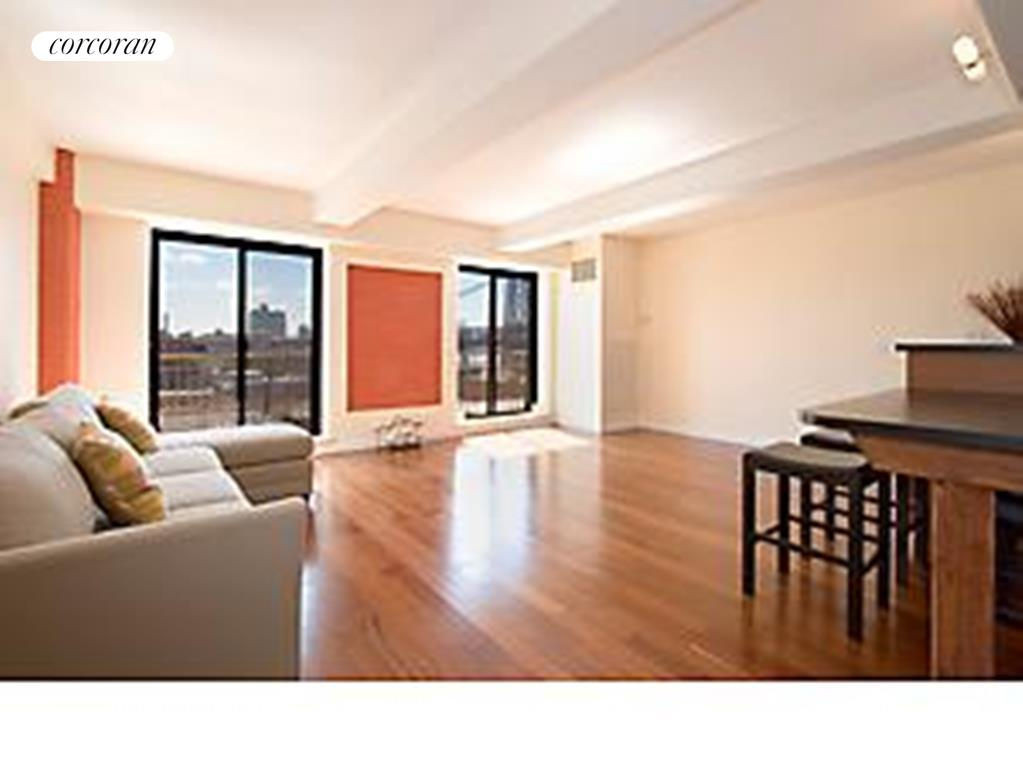 330 Wythe Avenue, 5C, Living Room