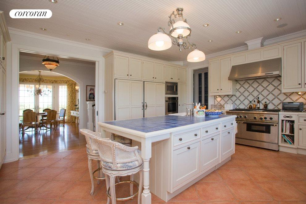 Kitchen To Breakfast Room With Oceanviews