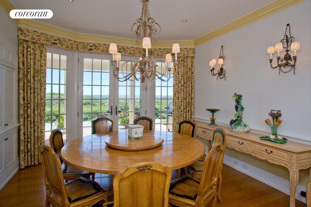 Breakfast Room With Oceanviews