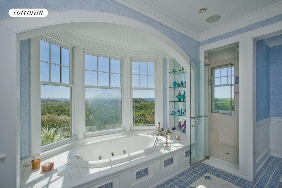 Master Bath With Oceanviews