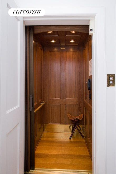 Elevator Servicing Three Floors