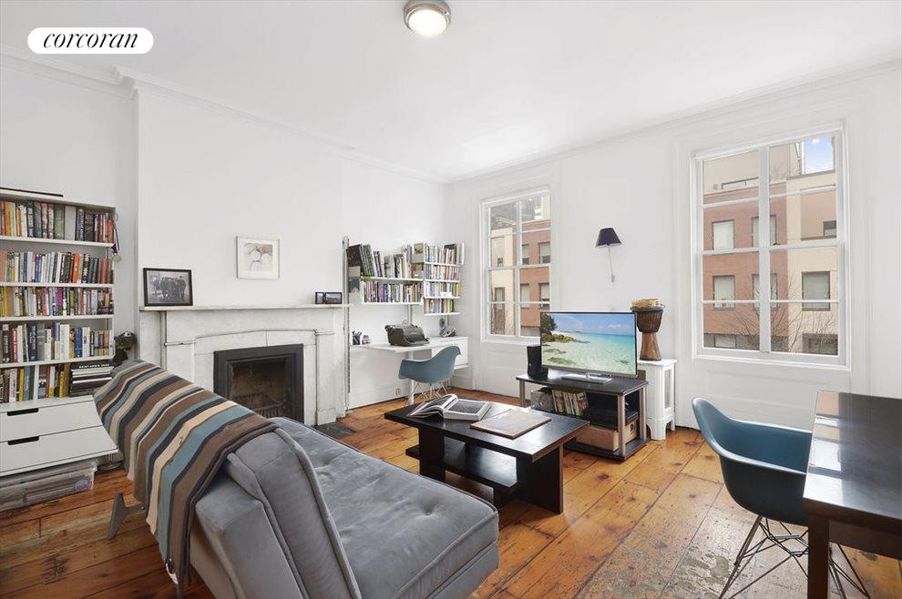Library, office, lounge…or another bedroom