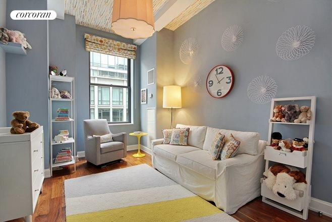 140 West 22nd Street, 7B, Oversized Great Room ideal for entertaining