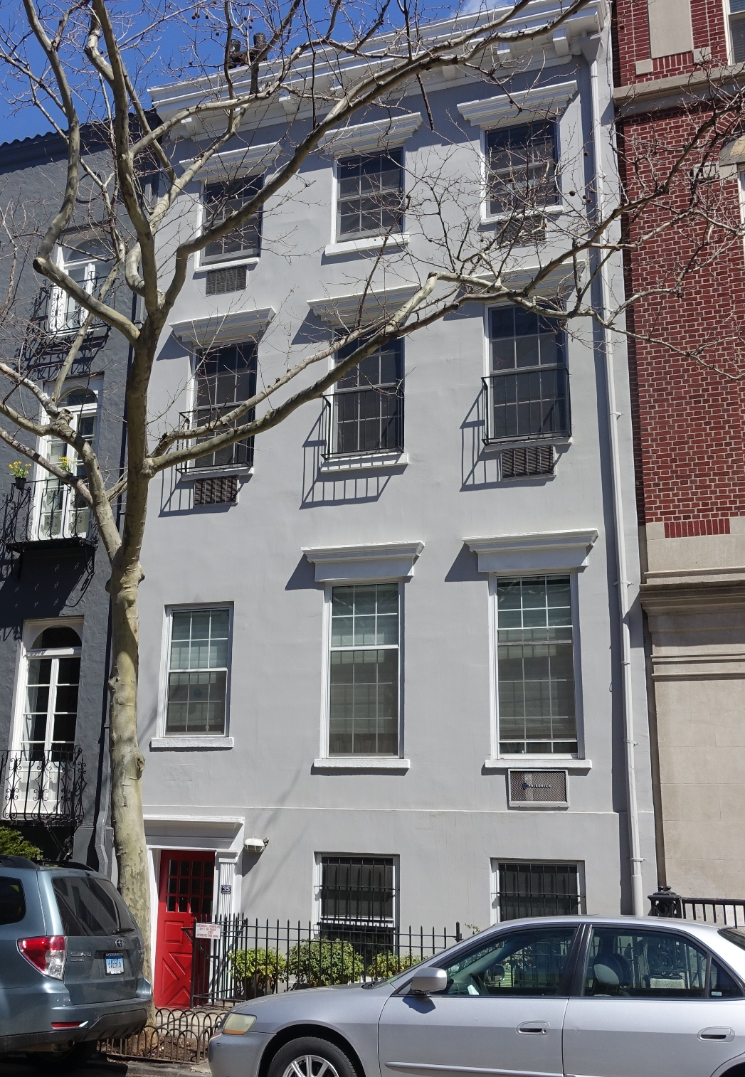 35 West 11th Street, 1G, Private Garden