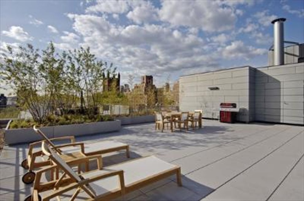 Common Roof Terrace - North