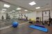 177 Ninth Avenue, PHF, Full fitness center with pilates and yoga studio