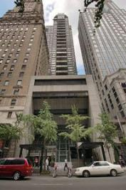 "117 East 57th Street, 31CD, The Galleria Entrance on ""Billionaire's Row"""