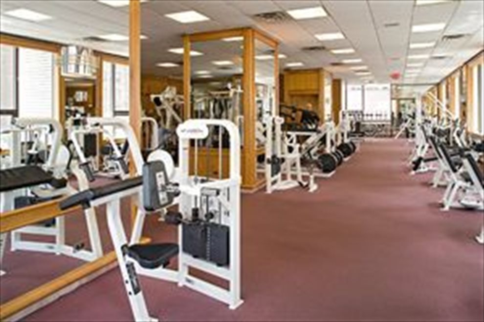 New York City Real Estate | View 303 East 57th Street, #17CD | Gym