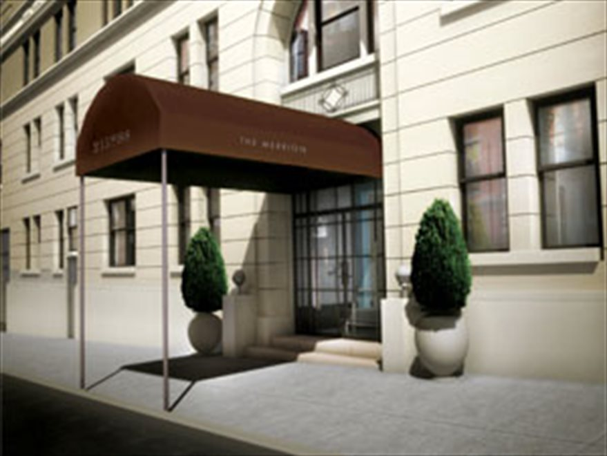 New York City Real Estate | View 215 West 88th Street, #10G | Building Entrance