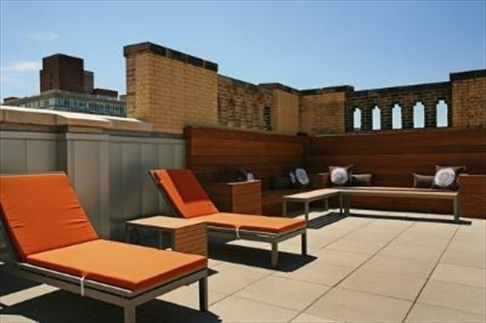 New York City Real Estate | View 215 West 88th Street, #10G | Roof Top Terrace