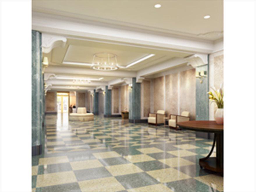 845 WEA Building Lobby