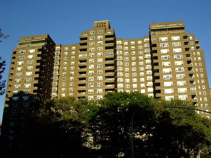 Photo of East River Houses