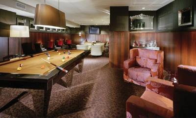 The Billiards Lounge