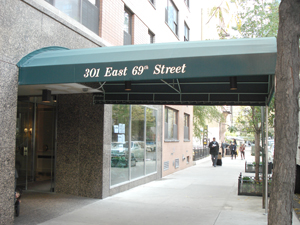 301 East 69th Street, 14G, Large Living Area w/ Lots of Light!