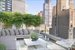 211 East 51st Street, 11D, Terrace with City View