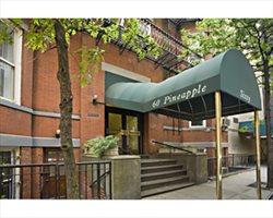 60 Pineapple Street, Apt. 7B, Brooklyn Heights