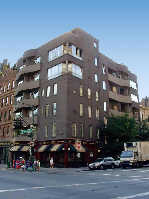 Corcoran 100 west 81st street apt 5d upper west side for 100 park terrace west