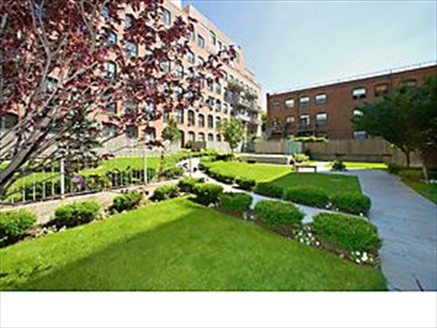 New York City Real Estate | View 438 12th Street, #3D | European Courtyard