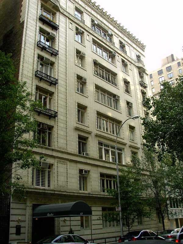 Photo of 12 East 87 Street