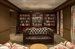 353 West 56th Street, 10B, A stately building/owner library