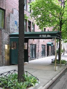 111 East 88th Street, 8EF, Building Entry