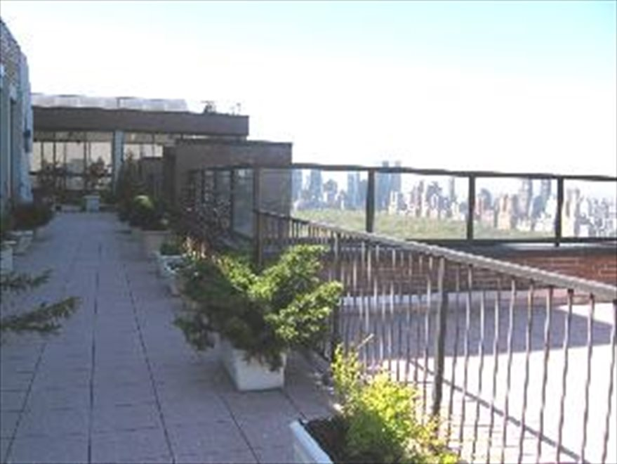 New York City Real Estate | View 45 East 89th Street, #27D | Roof top terrace