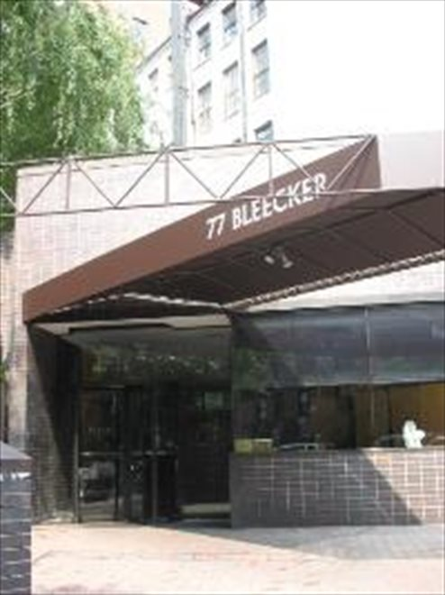 Bleecker Court, a full-service co-op