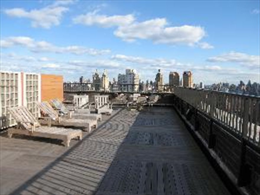 Stunning roof deck with views in all directions.